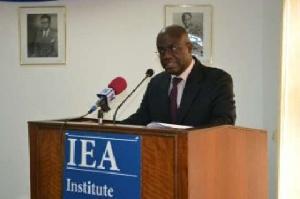 Prof John Asafu Adjaye - IEA Fellow