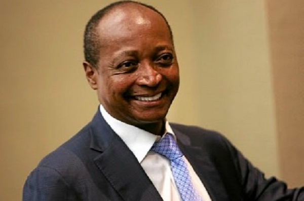 South African billionaire Motsepe to become CAF President on Friday