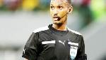 Burundi referee, Pacifique Ndabihawenimana