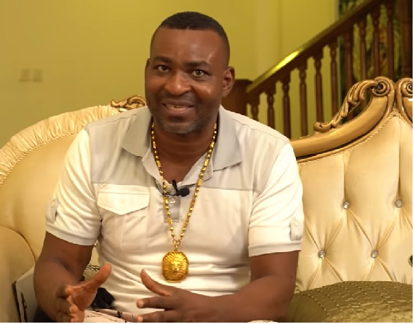 I used to manufacture cars - Chairman Wontumi