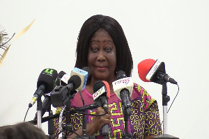 Chancellor of the University of Ghana, Mrs Mary Chineray-Hesse