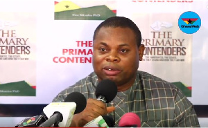 President of policy think tank, IMANI Ghana, Franklin Cudjoe
