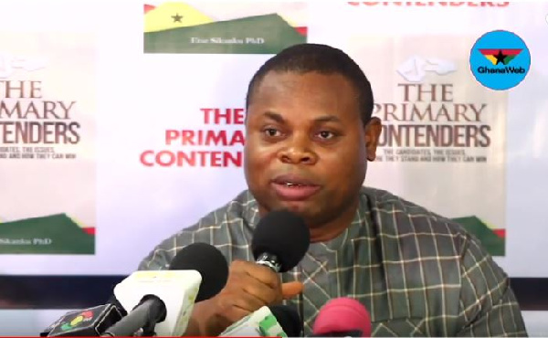 Isn't the battle the Lord's anymore? – Franklin Cudjoe on referendum