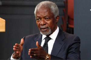 Kofi Annan Fresh