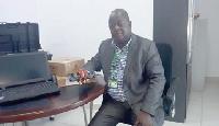 Mr Edwin Addo-Tawiah