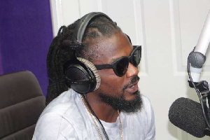 Ghanaian reggae-dancehall artiste, Samini Dagaati