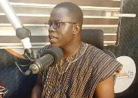 Dr. Rashid Kwesi Etuaful, NPP Parliamentary Candidate for Ajumako-Enyan-Essiam Constituency