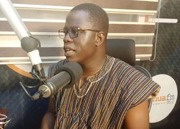 My mother had a dream I'll unseat Ato Forson – NPP PC