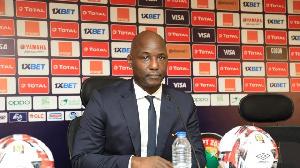 Former Ghana International, Anthony Baffoe