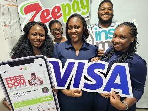 Zeepay and Visa partner to bring digital payments
