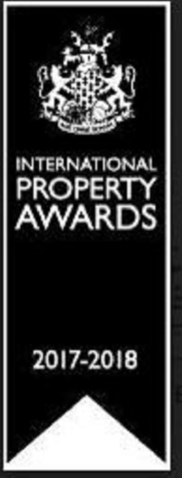 The International Property Awards on Monday 4th December 2017 at the Savoy Hotel, London
