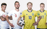England take on Sweden this afternoon