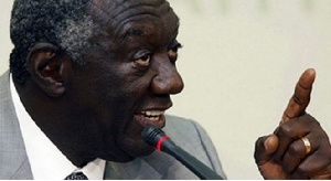 Former President Kufuor