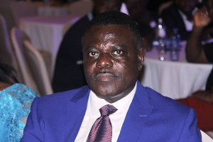 Executive Chairman of Asante Kotoko, Kwame Kyei