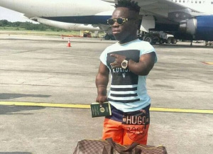 Social media sensation, Shatta Bundle