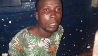 Michael Nartey has been rearrested