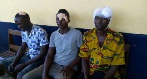 Jacobu Clashes