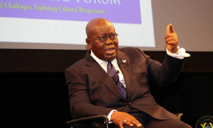 President Akufo-Addo is current Chairman of ECOWAS