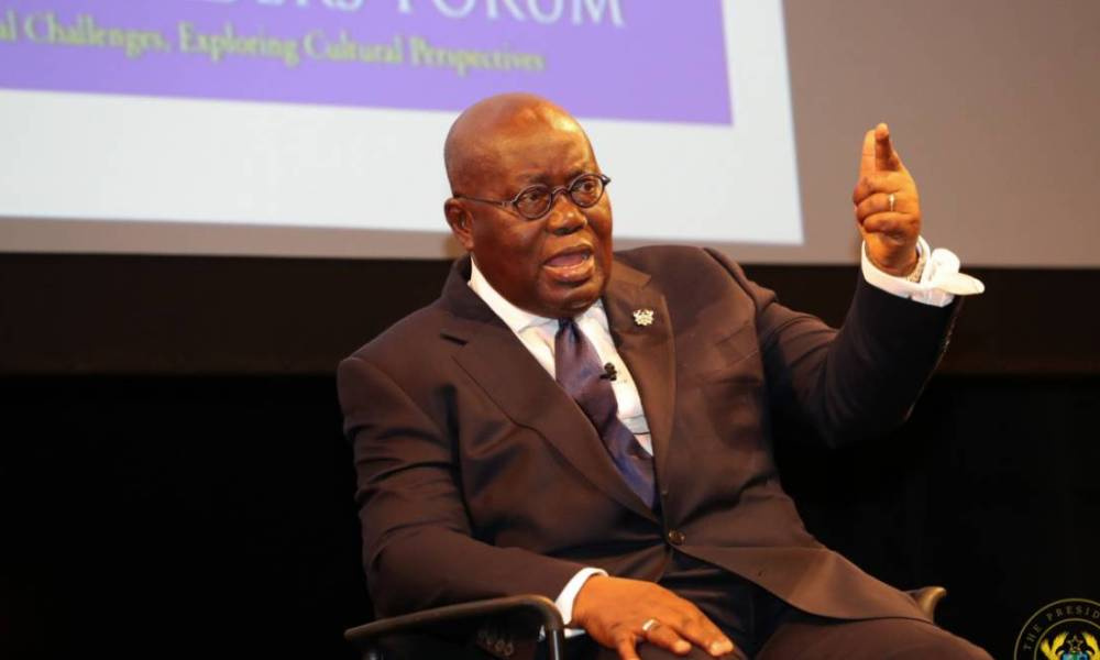 We've done well in road sector but we need to do more – Akufo-Addo