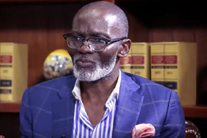 Leading member of the NPP, Gabby Otchere-Darko