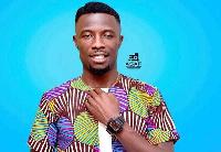 Ghanaian actor Kwaku actor