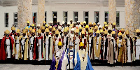 Some members of the Ghana Charismatic Bishops' Conference