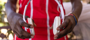 An app has been designed to aid people check their hearing levels by the UN