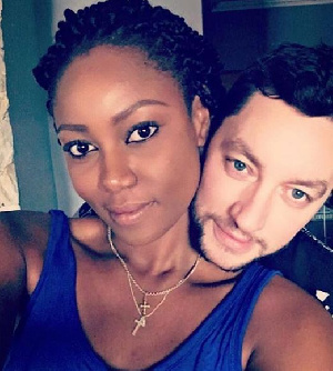 Yvonne Nelson and Jamie