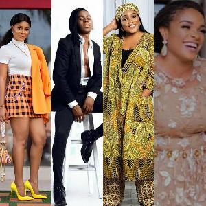 Celebrated Ghanaian stylists