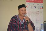 Minority spokesperson on Mines and Energy, Adam Mutawakilu