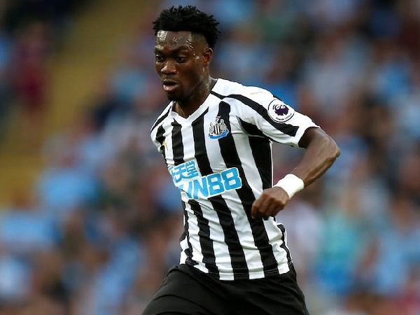 Atsu opens up on his bench role at Newcastle United