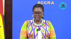 Ursula Owusu Ekuful, Minister Of Communications