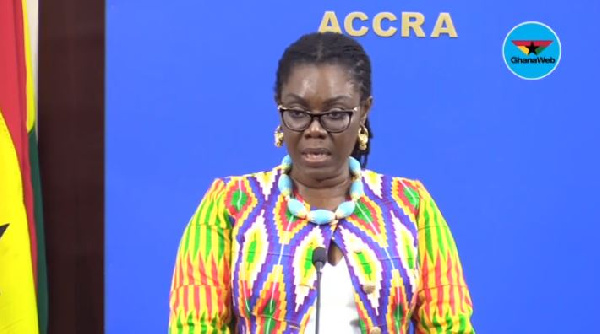 SOTN2020: Minority should not dream of debating an address they boycotted – Ursula Owusu