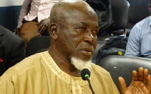 Alhaji Karim Grusah, Owner of Kumasi-based football Club, King Faisal