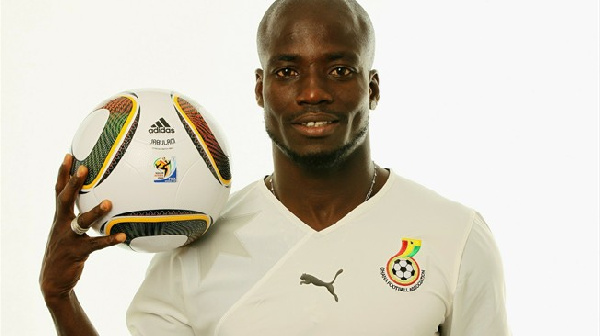 Stephen Appiah insists he is content with Ghana career
