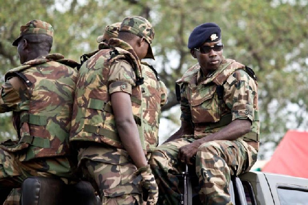Ghana Armed Forces investigates assault on military officer