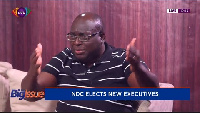 Nii Kpakpo Samoa Addo is a Legal Practitioner and an NDC Member