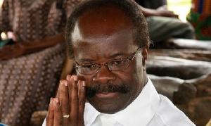 Ghanaian businessman and politician, Dr Papa Kwesi Nduom