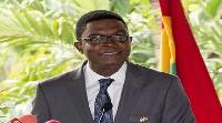 Dr. Emmanuel Akwetey, Executive Director, IDEG