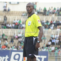 Referee Marwa was expected to officiate at the ongoing 2018 FIFA World Cup
