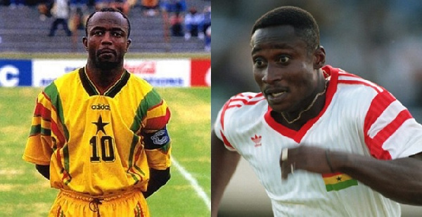 Who is the best Ghanaian player of all time?