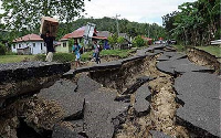 An earth tremor hit parts of Accra on Saturday at about 11 pm