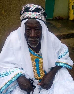 The late Alhaji Fushieni Mprah