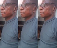 The mortuary man who was captured fondling corpses of Ebony and her partner