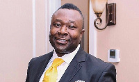 Paa Kwasi Sam, president of Ghana National Council of Chicago