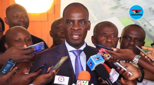 Haruna Iddrisu exposed over new voters' register