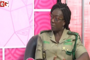 Joyce Ofori Kwafo, Corporate Affairs Manager, Forestry Commission
