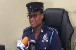 Accra Regional Police Command PRO, DSP Effia Tenge