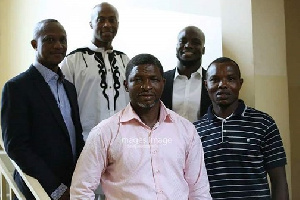 Black Stars Coaches