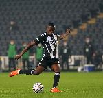 Bernard Mensah delighted after Besiktas break 15 years winless jinx against Fenerbahce